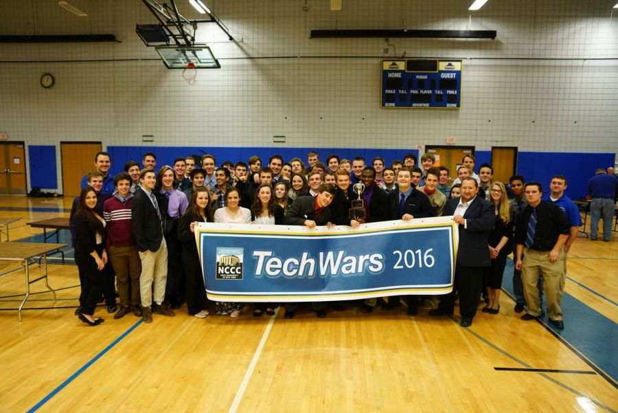 Tech Wars HS 2016 1ST PLACE